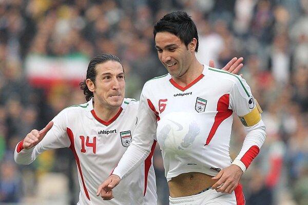 دو رکورد نکونام در تیم ملی، خشن ترین ملی پوش تاریخ فوتبال ایران