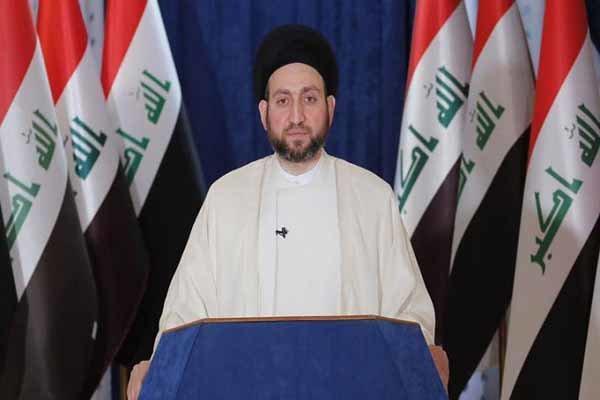 واکنش عمار حکیم به حمله پهپادی ترکیه به شمال عراق