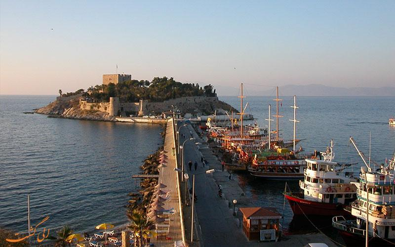 کوش آداسی، بهترین مکان برای تفریحات تابستانی در ترکیه