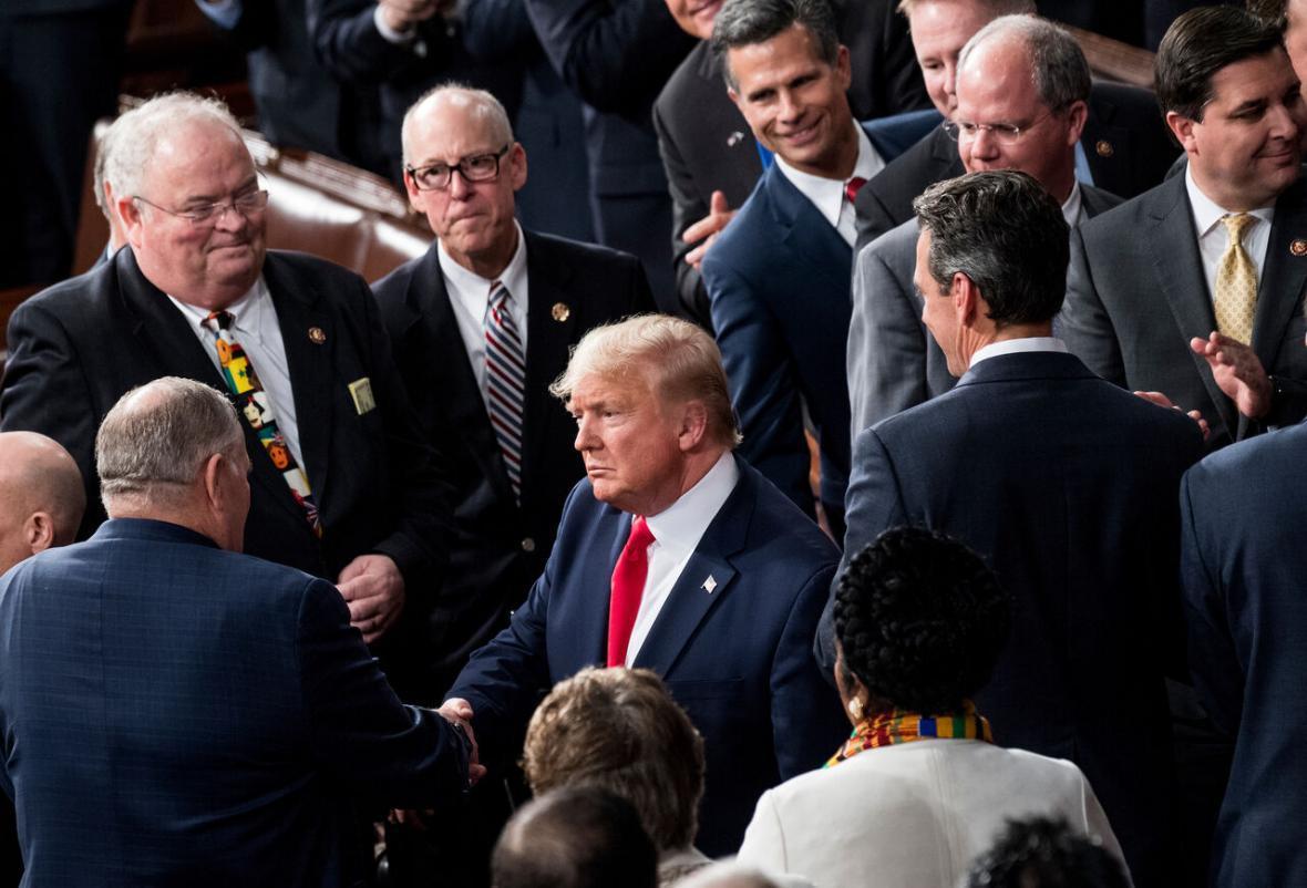 خبرنگاران نیویورک تایمز: نگرانی ترامپ و جمهوریخواهان فراتر از انتخابات است
