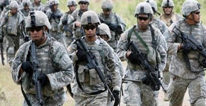 آمریکا حمله به 122 هدف در عراق را شبیه سازی کرده است