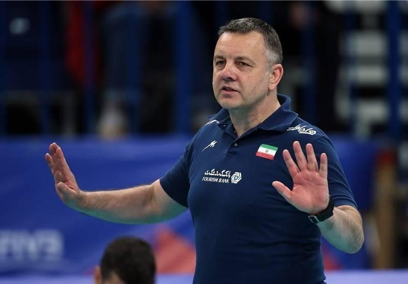 کولاکوویچ به فدراسیون والیبال تخفیف داد