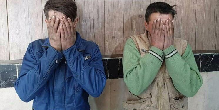 دستگیری سارقان اماکن دولتی در مرند