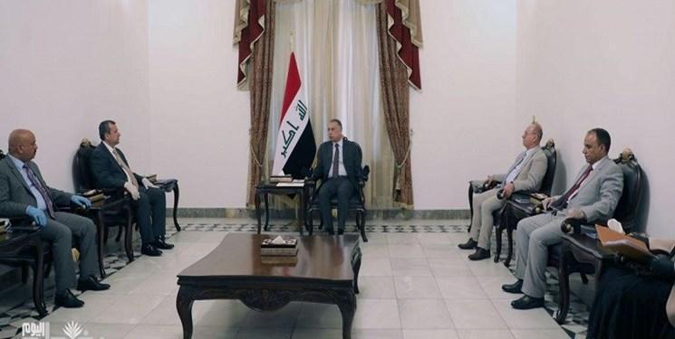 الکاظمی: تلاش ها برای برگزاری انتخابات شفاف و عادلانه در عراق تقویت می شود