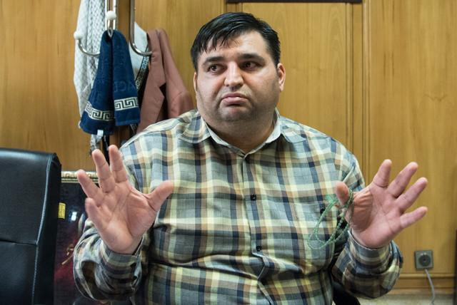 رضازاده: هدفم یاری به وزنه برداری معلولان است