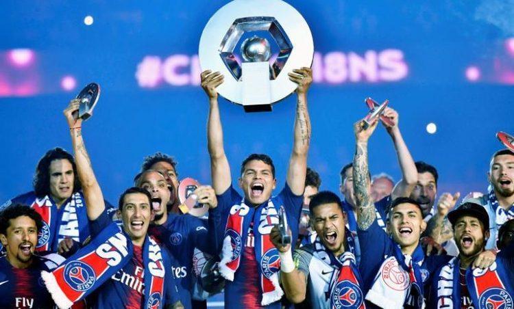 جام قهرمانی لیگ فرانسه به پاری سن ژرمن رسید