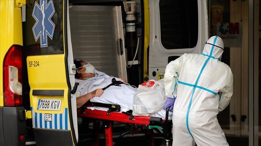 تلفات کرونا در آمریکا به مرز 55 هزار تن رسید