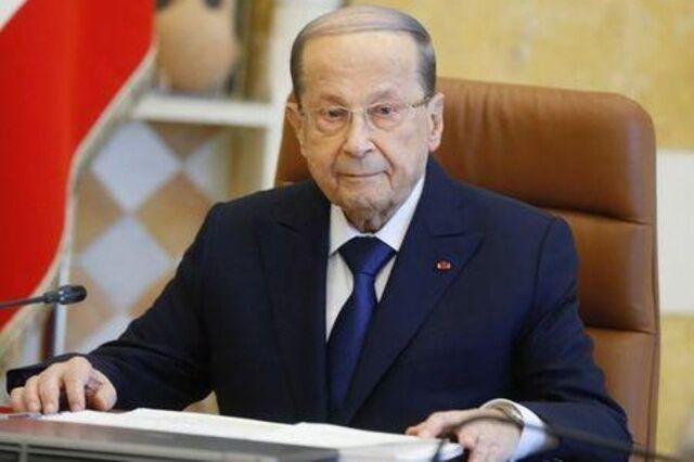 خبرنگاران رییس جمهوری لبنان: از نخست وزیر نباید انتظار معجزه داشت