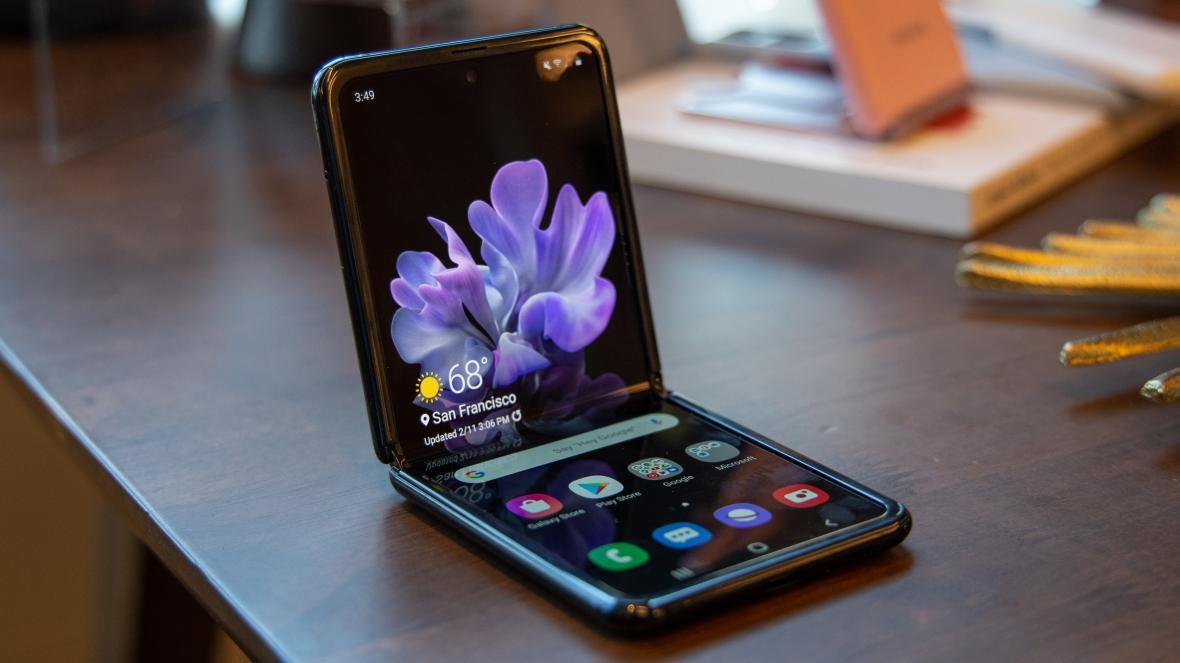 احتمال ساخت مدل 5G برای گوشی های Galaxy Z Flip