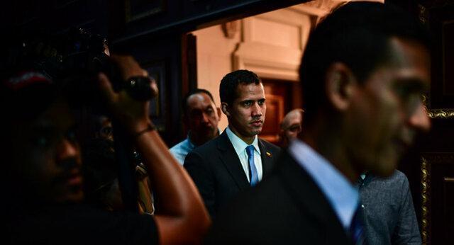 افشای فایل صوتی گفتگوی گوایدو با عامل آمریکایی عملیات نافرجام علیه مادورو