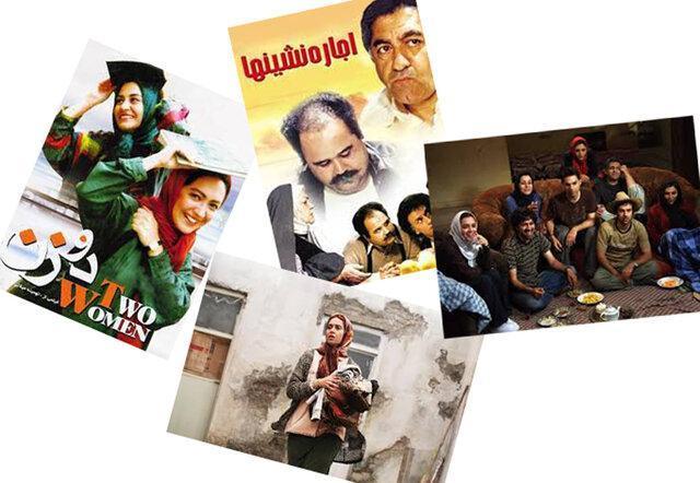 سهم سینمای بعد از انقلاب از موضوعات اجتماعی