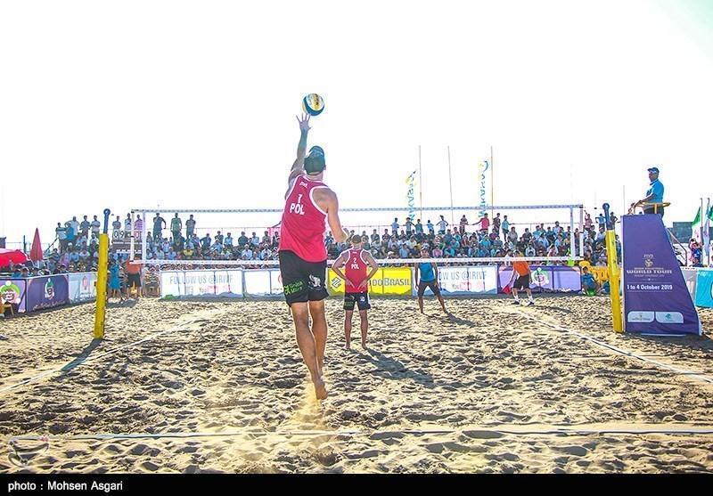 برنامه های والیبال ساحلی برای پس از بحران کرونا تدوین شد