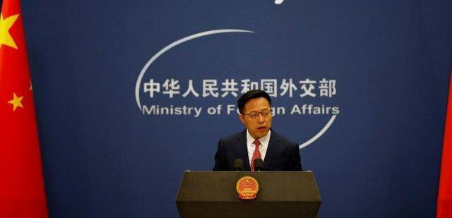 چین اتهام زنی آمریکا درباره هک تحقیقات کرونا را تهمت خواند