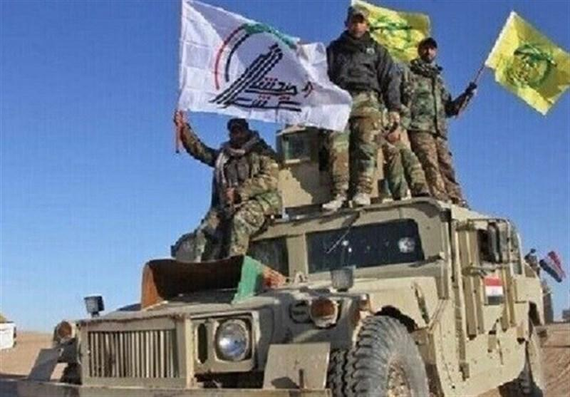 شهادت یک نیروی حشد شعبی و ناکامی داعش در نفوذ به جرف الصخر