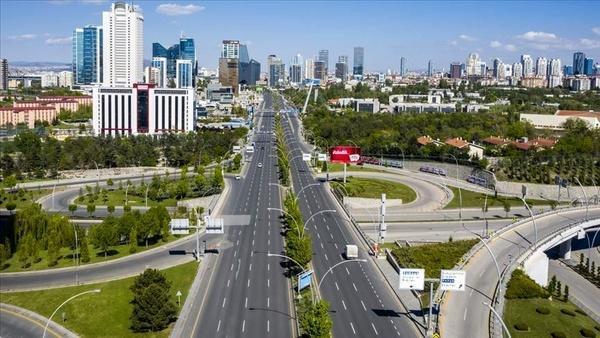 محدودیت 4 روزه در 15 استان ترکیه به دلیل کرونا