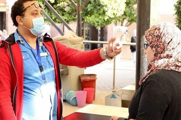 جریمه سنگین برای کسانی که در مصر ماسک نزنند