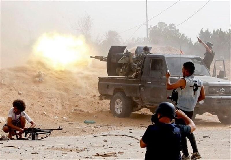 لیبی، کنترل دولت الوفاق بر 2 شهر در مرز با تونس