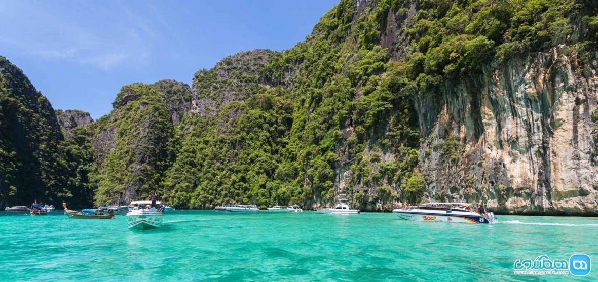 راهنمای سفر به جزیره کو فی فی؛ زیبایی حیرت انگیز در آسیا