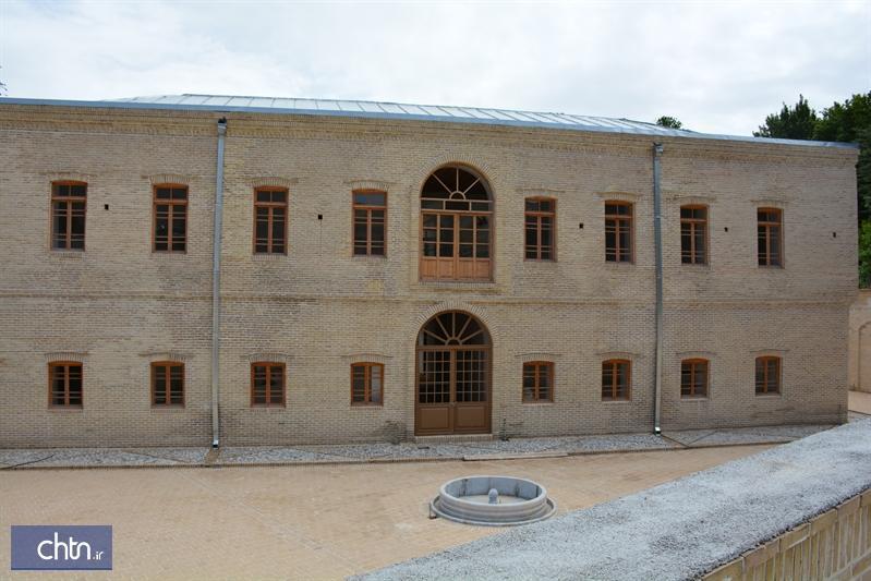 افتتاح فاز نخست باشگاه افسران خرم آباد در سال 99