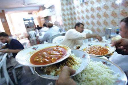 آغاز به کار رستوران ها بعد از عید فطر