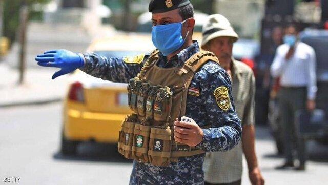 اعلام منع آمد و شد در عراق