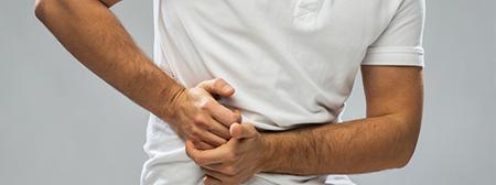 علل درد شکم سمت راست پایین