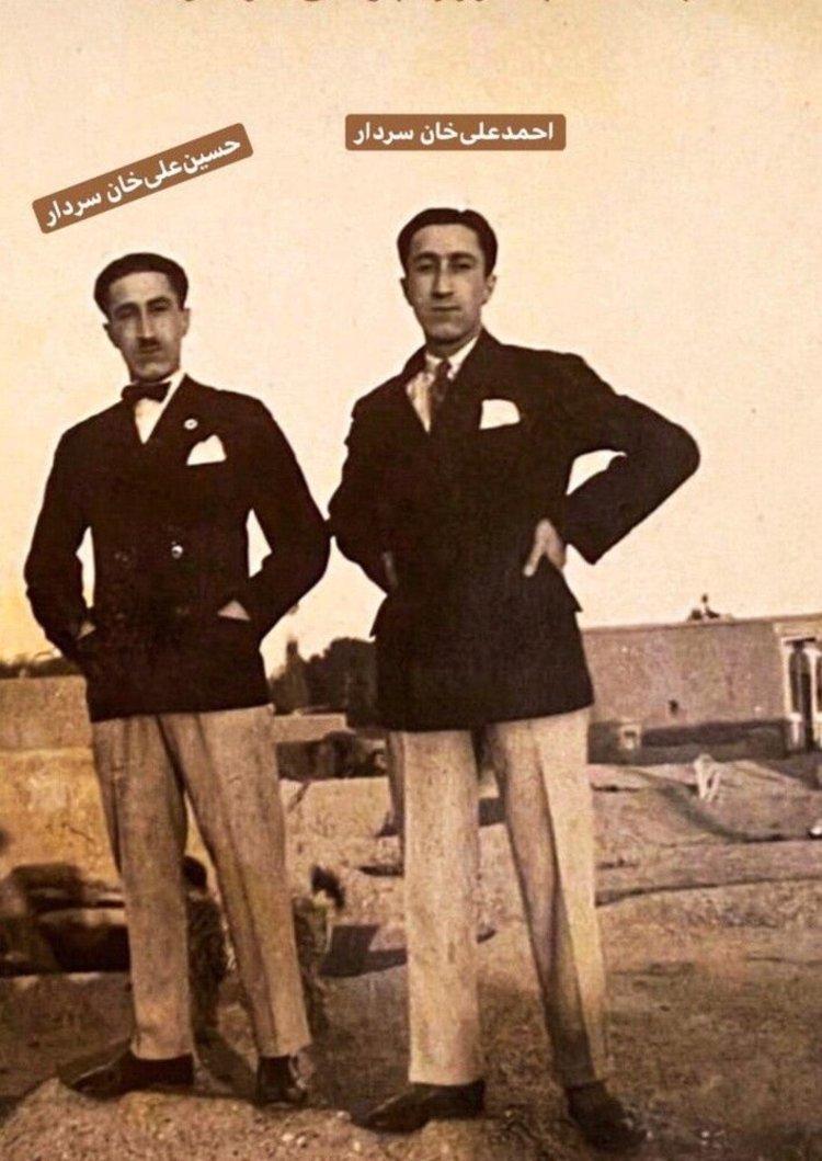 (عکس) اولین دوقلو های تیم ملی ایران