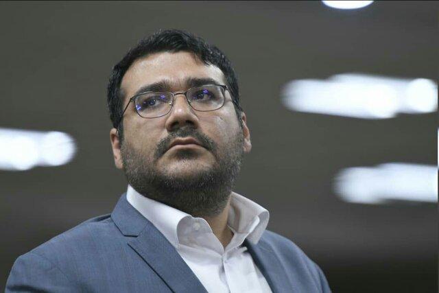 احسان عسکری به عنوان مشاور و مدیرکل دفتر حوزه ریاست مجلس منصوب شد