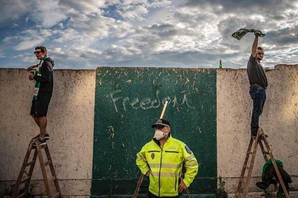 بالاتر از آزادی