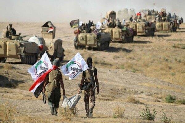 حشد شعبی یورش داعش به تأسیسات نفتی عراق را ناکام گذاشت