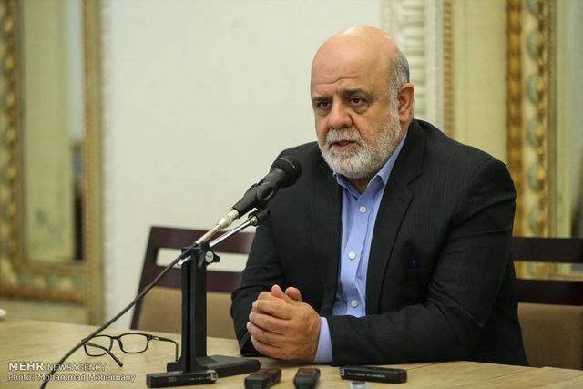 رایزنی سفیر ایران با وزیر جدید نفت عراق