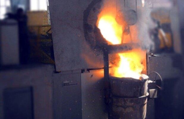 صنایع با محصول دانش بنیان ایرانی فرآیند ذوب را انجام می دهند