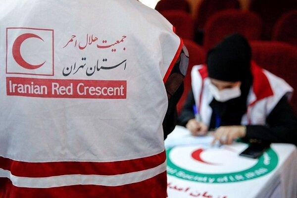 انتخابات مجامع هلال احمر در تهران برگزار شد