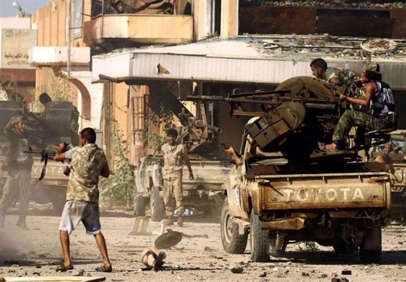 لیبی، تداوم پیشروی نیروهای دولت الوفاق به سمت مرکز شهر سرت