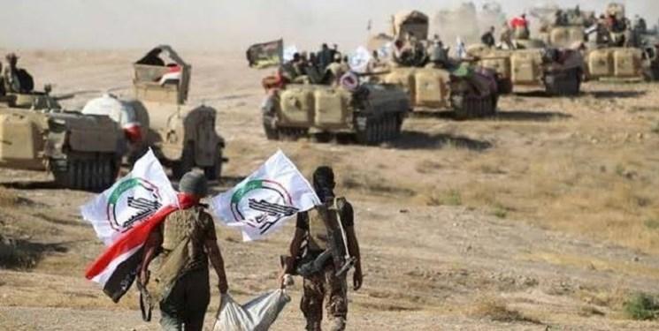 شهید و زخمی شدن 4 نیروی الحشد الشعبی در انفجار تروریستی عراق