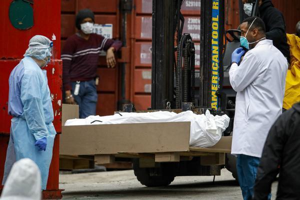 شمار قربانیان کرونا در دنیا از 500 هزار نفر گذشت، مرگ بیش از 128 هزار نفر در آمریکا