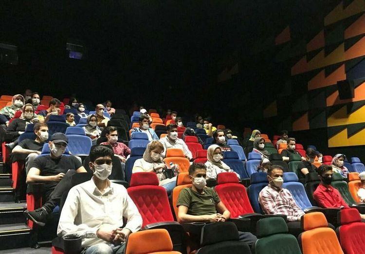 شبح کرونا در سینما