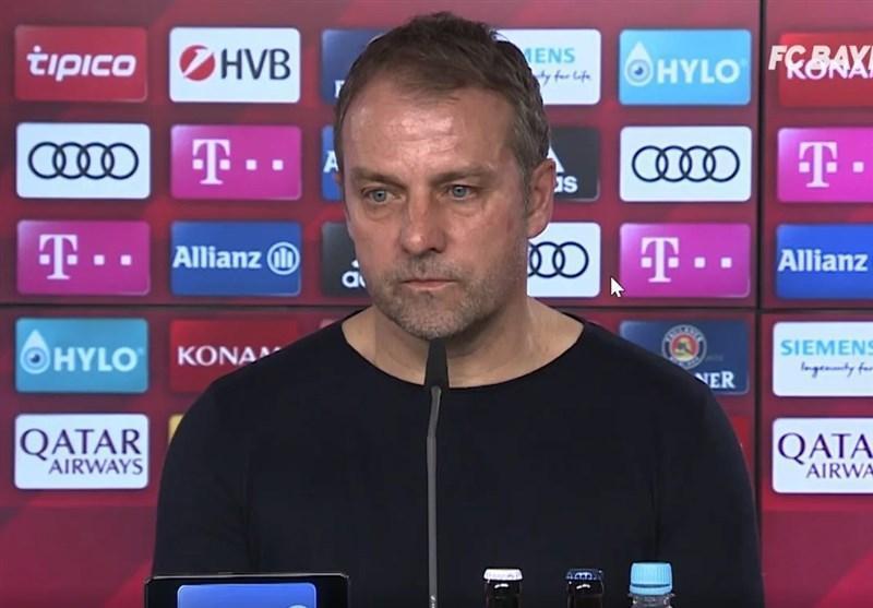 فلیک: به قهرمانی در بوندس لیگا قناعت نمی کنیم، هدف ما یک نیم فصل شکست ناپذیری است