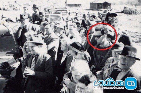 عجیب ترین تصاویر از مسافران زمان در طول تاریخ