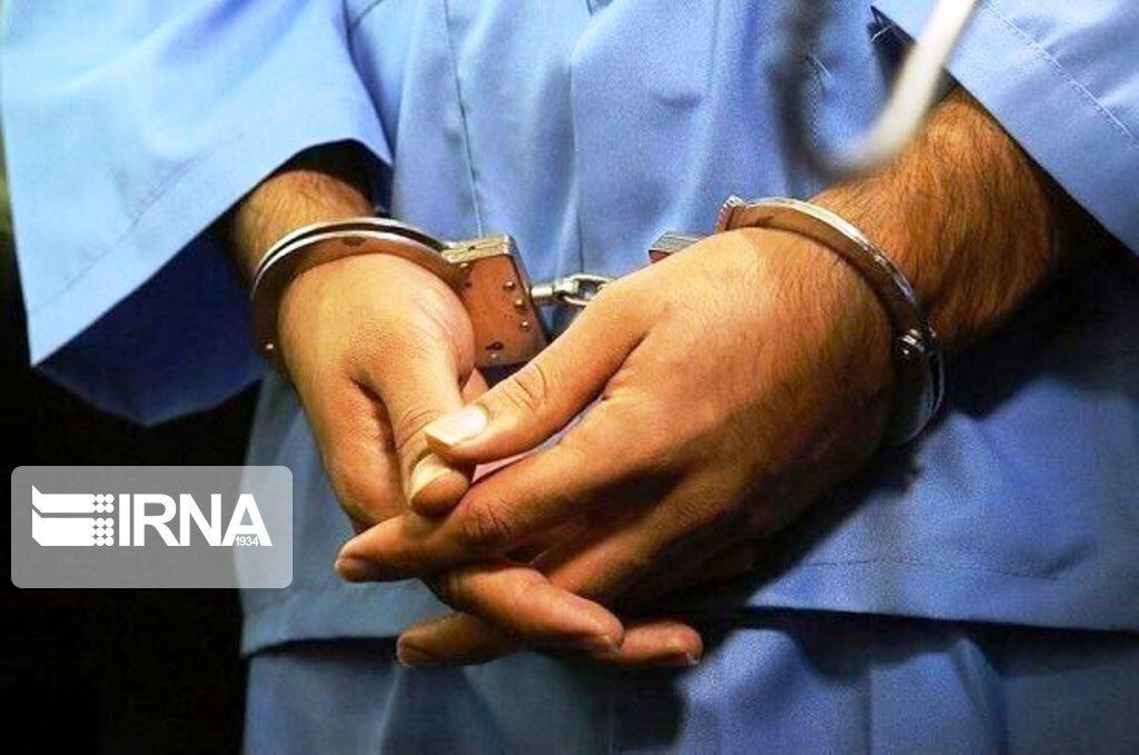 خبرنگاران دستگیری عامل اصلی 150 فقره سرقت در کرج