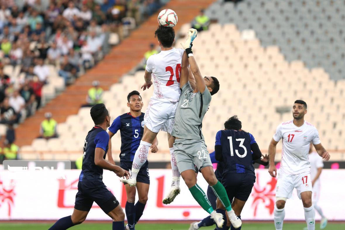 خبرنگاران تاریخ برگزاری مسابقات تیم ملی ایران در انتخابی جام جهانی مشخص شد
