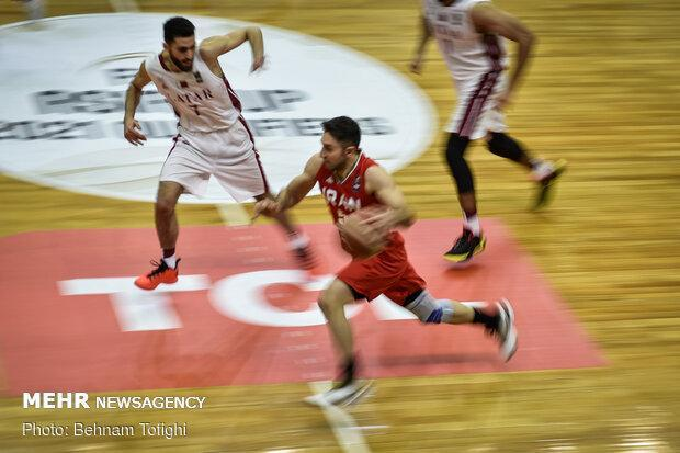 موضع کنفدراسیون بسکتبال آسیا برای دیدارهای انتخابی کاپ آسیا
