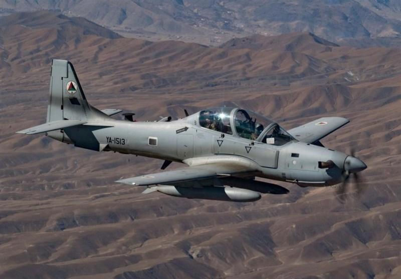 سقوط هواپیمای ارتش در شمال افغانستان