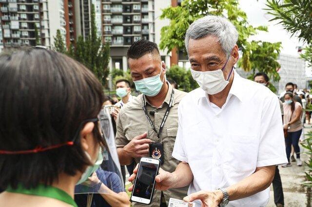 انتخابات پارلمانی سنگاپور؛ حزب حاکم با تنزل صندلی در قدرت ماند