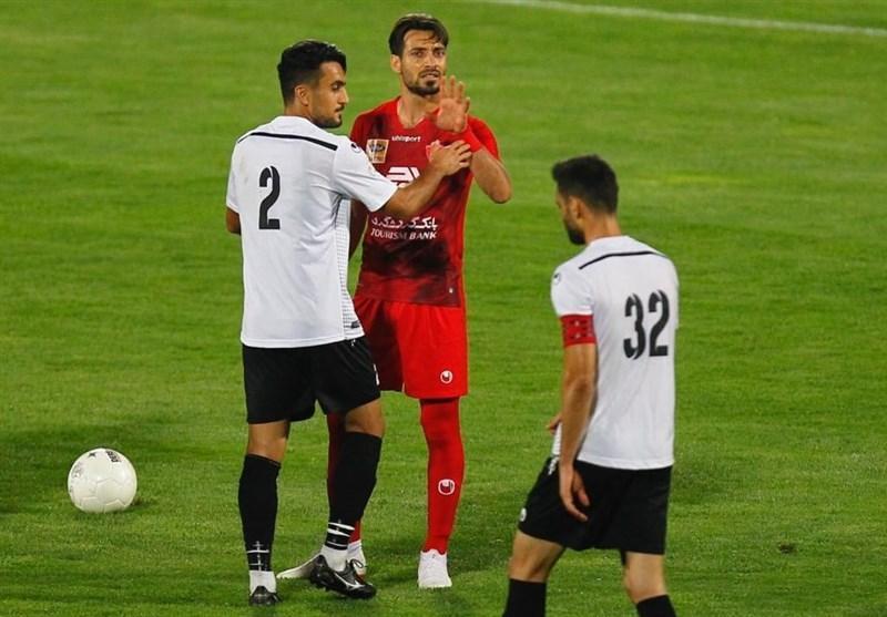 اعلام اسامی محرومان هفته بیست و ششم لیگ برتر فوتبال، خلیل زاده و رضاوند محرومان سرخابی ها