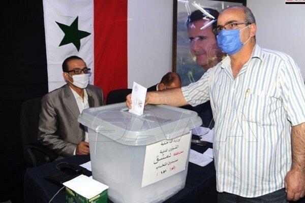 انتخابات پارلمانی سوریه؛ نماد ایستادگی و پیروزی ملت