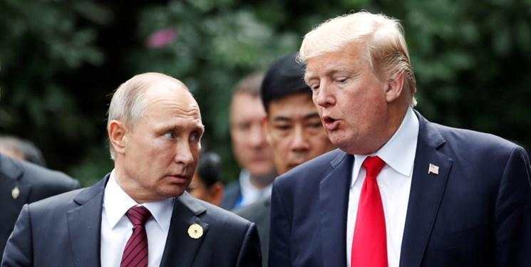 گفت وگوی ترامپ و پوتین درباره برنامه هسته ای ایران