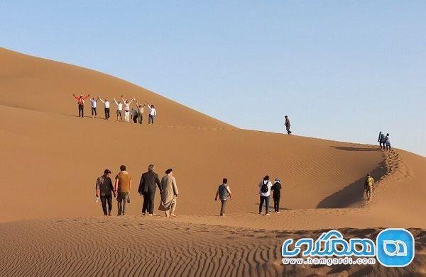 نیاز صنعت گردشگری کویر لوت به سرمایه گذاری
