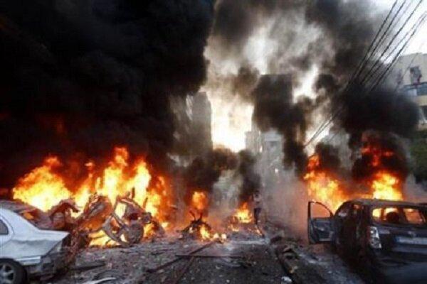 8 کشته و 20 زخمی در انفجاری در راس العین