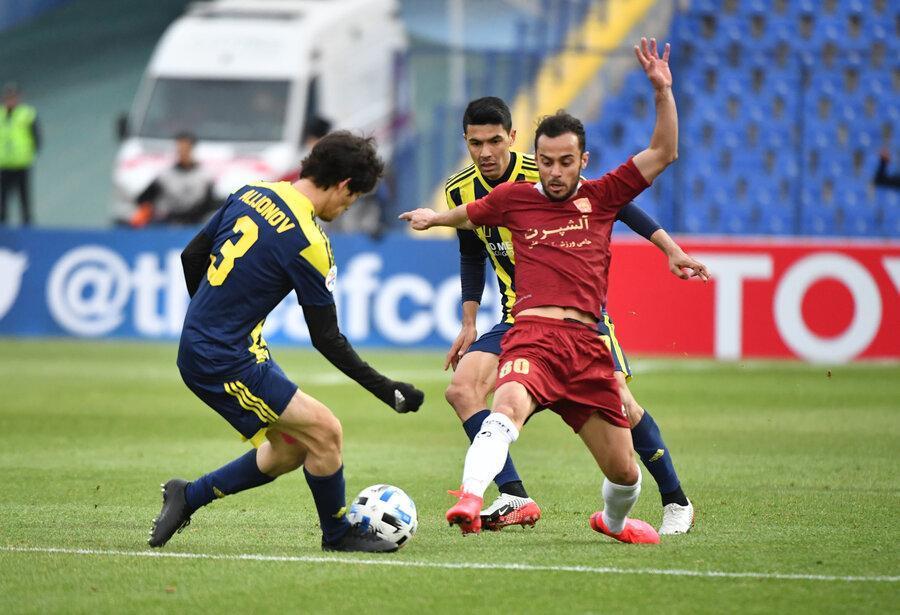 نبی: فدراسیون به قطر نماینده اعزام می کرد از تعداد بازیکنان کم می شد